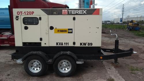 generador terex 2008 acepto cambio