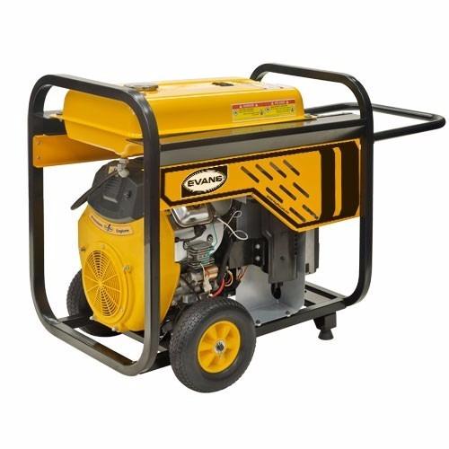 generador trifásico 14kva motor thunder 22hp a/electrico