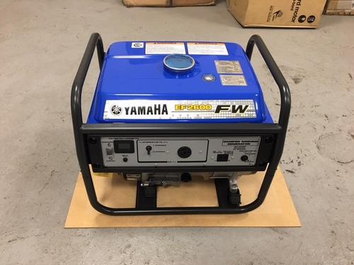generador yamaha 2600  - concesionario oficial yamaha