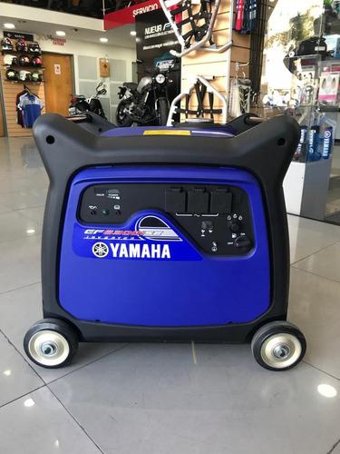 generador yamaha 6300 ise - tamburrino motos
