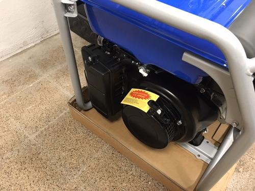 generador yamaha 7200  - concesionario oficial yamaha