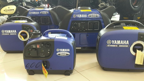 generador yamaha ef 2600 fw 0km