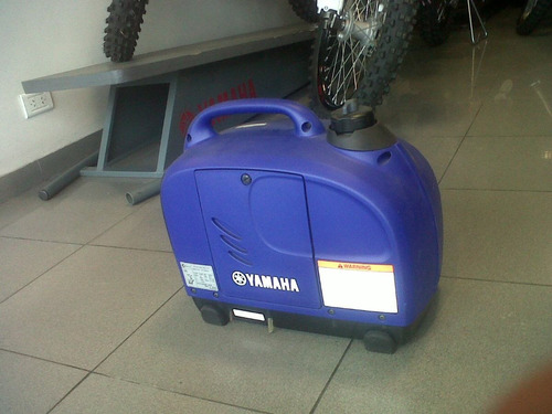 generador yamaha ef1000 is u$s 1137 inverter antrax