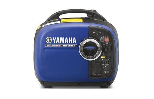 generador yamaha ef2000is 220v 50hz, 4,2 l, salida 12v cc 8a