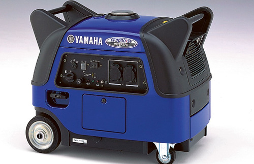 generador yamaha ef3000is 2.8 kva- nautica barrera
