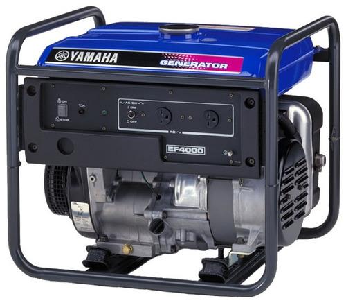generador yamaha ef4000fw