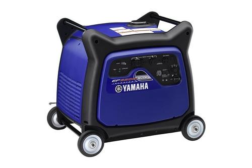 generador yamaha ef6300 6 kva oferta!! dolar oficial