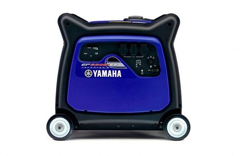 generador yamaha ef6300ise 220v 50hz, 17l, arr man y elect