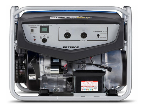 generador yamaha original ef7200e entrega ya! renosto 7200w