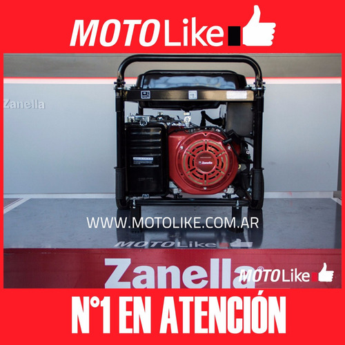 generador zanella g8k