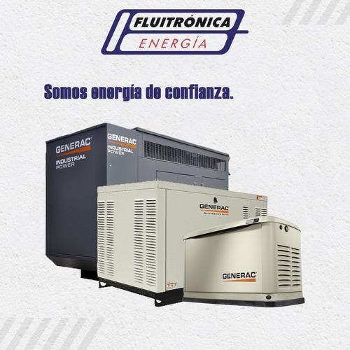 generadores a gas generac venta y servicio grupo electrógeno