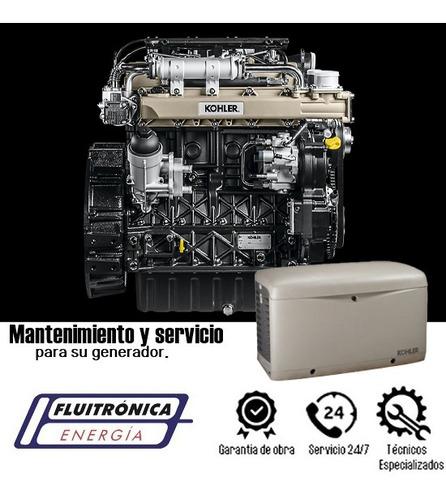 generadores a gas kohler venta y servicio grupo electrógeno