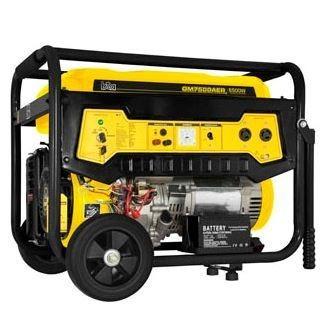generadores a nafta 6500w 220v motor 15 hp bta 521172