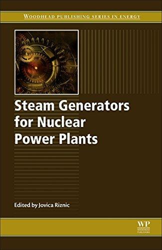 generadores de vapor para centrales nucleares (woodhead