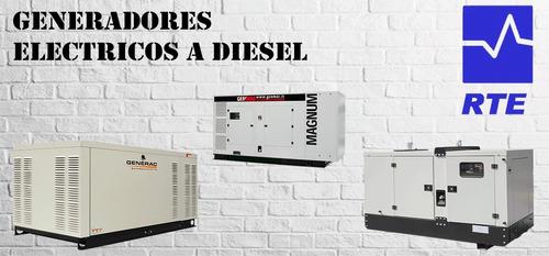 generadores diesel planta de luz plantas de emergencia desde