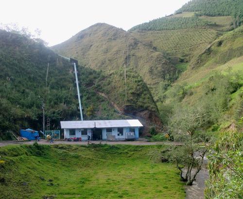 generadores hidroeléctricos instalación y venta