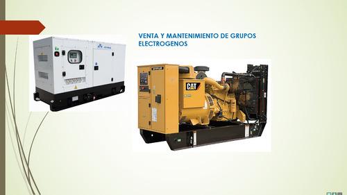 generadores, mantenimiento, automatizacion , domotica