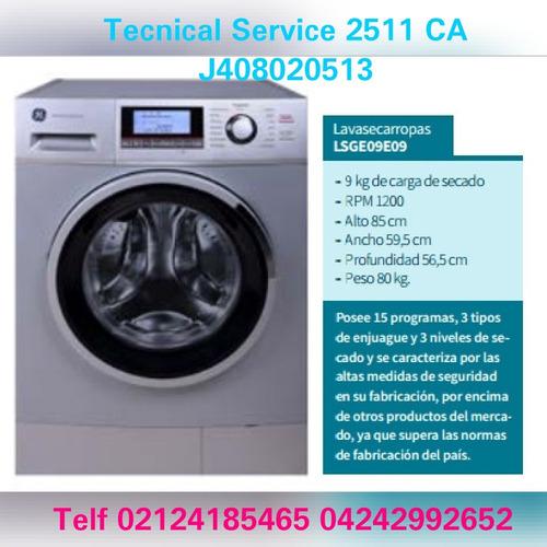 general electric servicio técnico nevera lavadora secadora