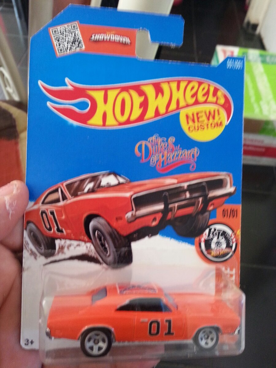 Dodge Charger Se >> General Lee Custom Hot Wheels - $ 310.00 en Mercado Libre