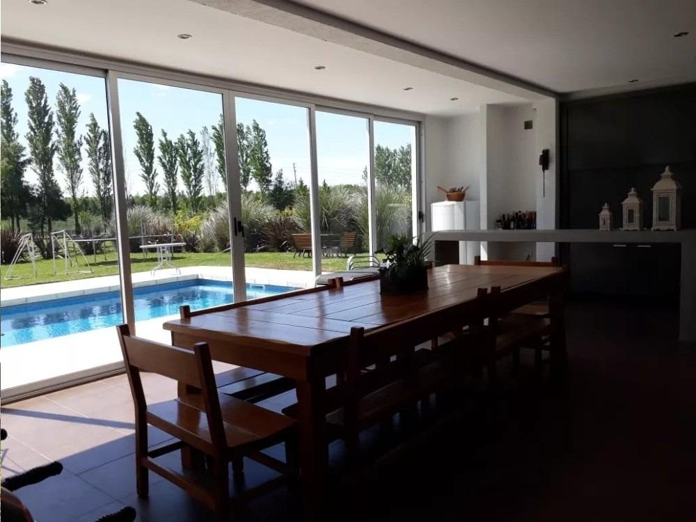 general rodríguez - casa minimalista en terravista