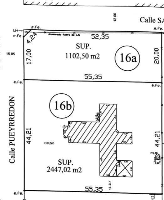 general san martin 200 - ingeniero maschwitz - terrenos/fracciones/loteos terrenos - venta