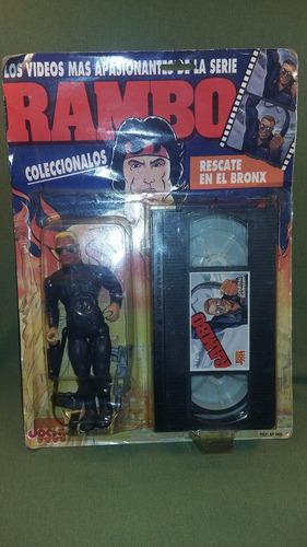general warhawk rambo jocsa 1988