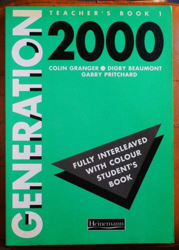 generation 2000 (teacher's book 1) / granger - beaumont