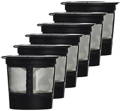 genérico 6 x solo café pod filtros compatibles con el siste