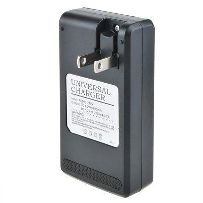 genérico cargador de batería smartphone lcd para samsung i81