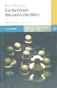 generosos inconvenientes: antologia de cuentos(libro cuentos
