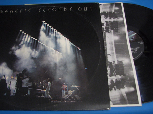 genesis 2lp seconds out