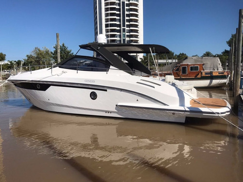 genesis 350 - nuevo modelo