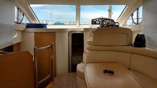 genesis 380 año 2013 volvo ips 300 hp - zanovello barcos -