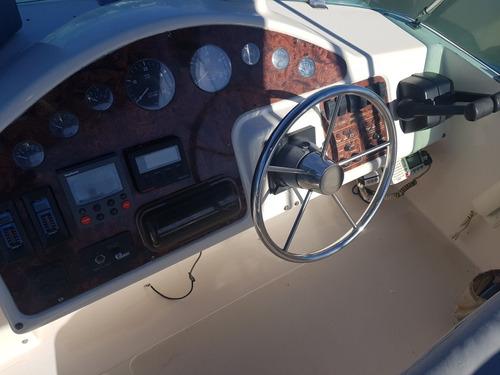 genesis 390 2001 crucero con flyn linea eje permuto!!