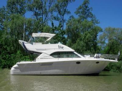 genesis 390 cummins 270 hp x 2 1999 - zanovello barcos -
