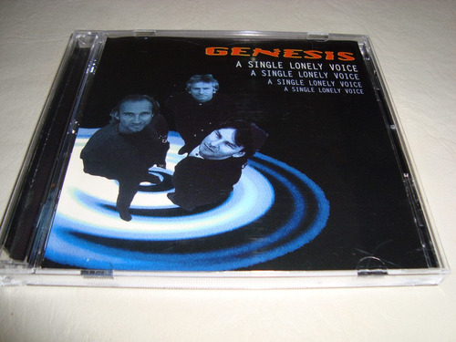 genesis  a lonely voice  live 1998 ray wilson   2 cd japon