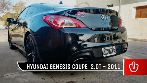 genesis coupe 2.0 t