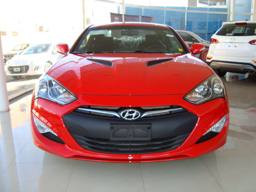 genesis coupe 2.0 tci at