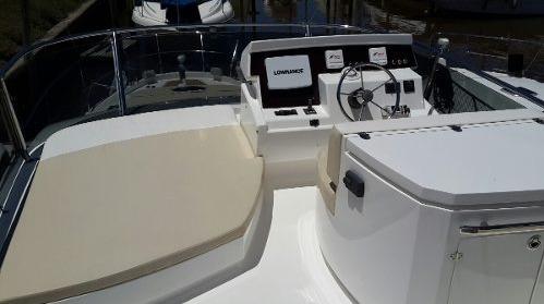 genesis del mar  guerrieri yachts