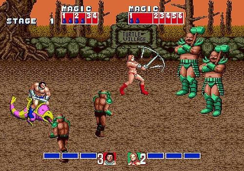 Sega Genesis Portatil Retro 2017 80 Juegos Recargable