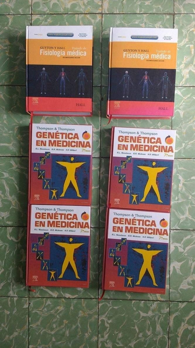 Genética En Medicina De Thompson Y Thompson 7 Edicion - $ 110.000 en ...