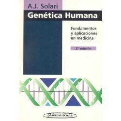 genetica humana -solari a.j. medicina