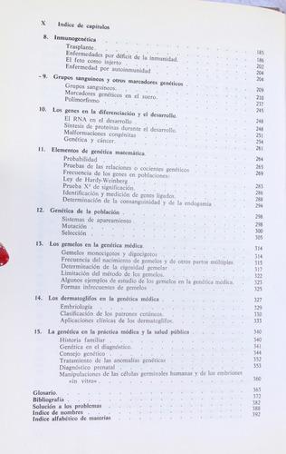 Genética Medica. J.s. Thompson Y M.w. Thompson. - $ 150.00