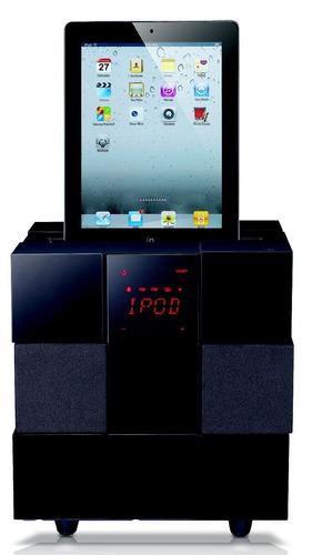 genial bocina lg ipod docking airplay bluetooth unica