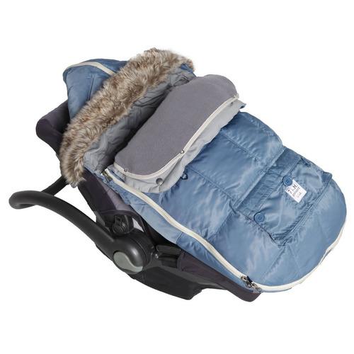 genial bolsa de dormir para carriola o bambineto 7 a.m.