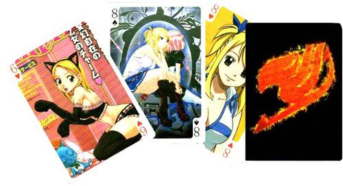 genial poker coleccion fairy tail envio gratis