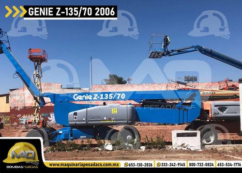 genie z135/70 plataforma articulada - telescópica
