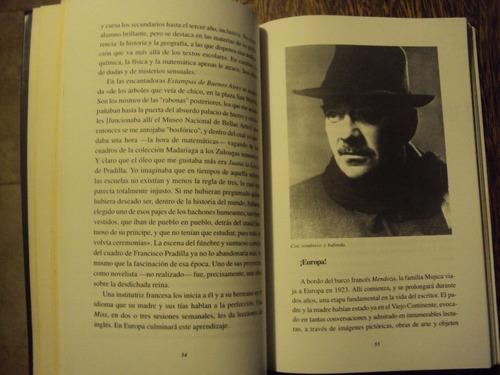 genio figura de mujica lainez x jorge cruz literatura argent