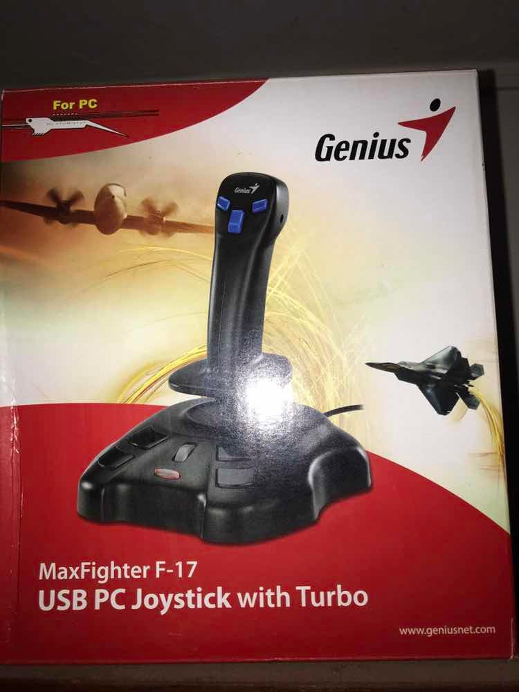 GENIUS MAXFIGHTER F 17 WINDOWS 7 64BIT DRIVER