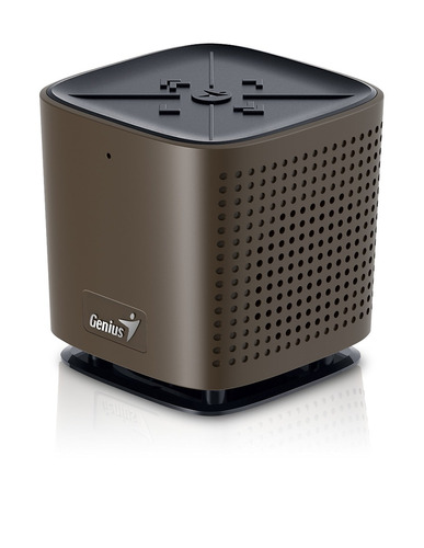genius sp-920bt brown v4.0 bluetooth stereo surround soun